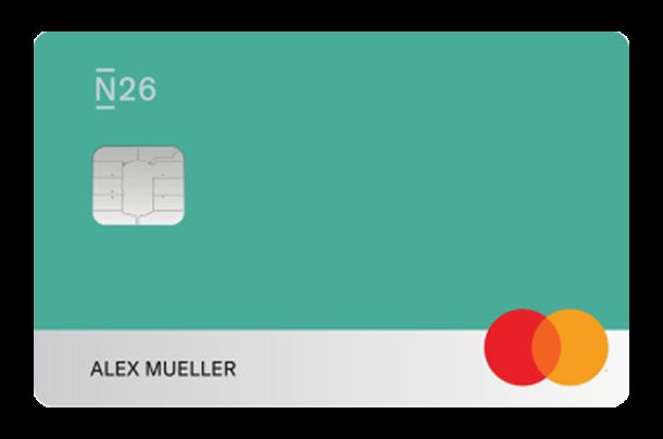 N26 Card