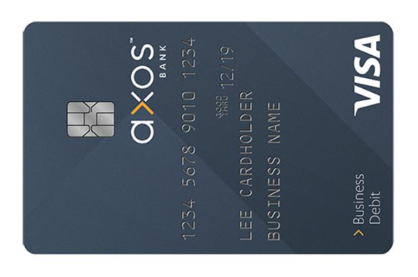 Axos Bank Card